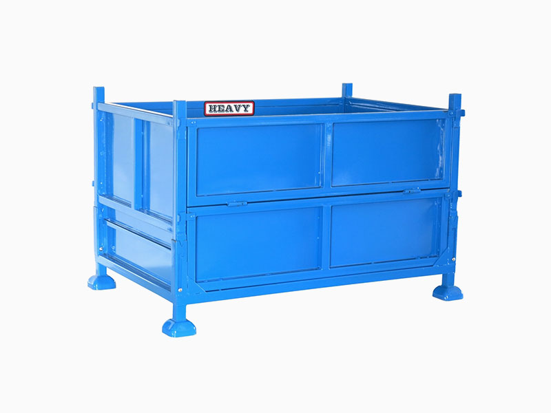 Folding Steel Container