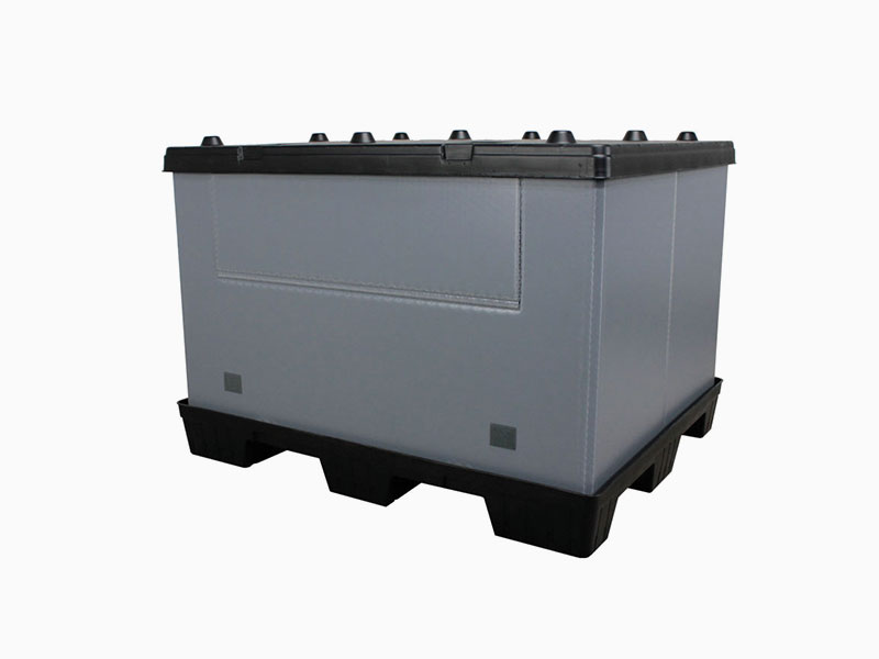 Plastic Folding Container Pallet